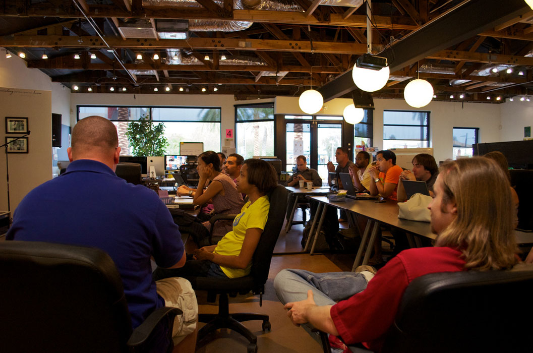 Collaborative Workspace- Gangplank Chandler AZ