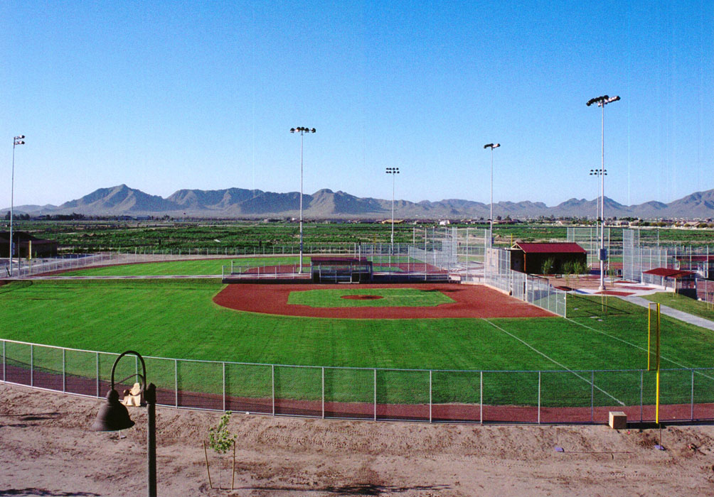 Desert Mountain Park Ball Fields