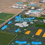 Neighbors-map-at-Continuum-Business-Park-in-Chandler-Arizona