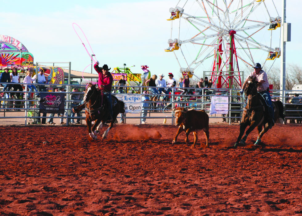 Roots N' Boots Rodeo and Carnival
