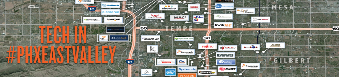 PHX East Valley is a Hub for Tech and Innovation